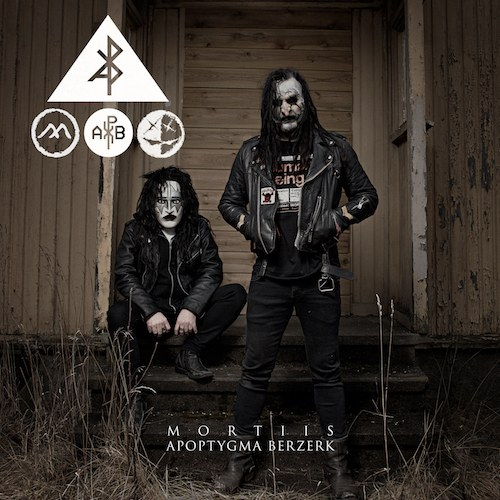 Mortiis und Stephan Groth - Promopicture Photo by Sebastian Ludvigsen
