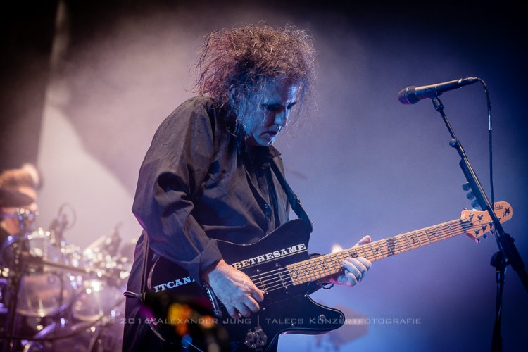 THE CURE Leipzig 2016 Foto: Alexander Jung