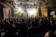 FRONT LINE ASSEMBLY - 15.08.2017 - Bunker Dresden
