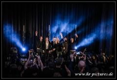 SOLAR FAKE auf Sedated Tour - Dresden 2017