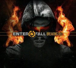 Enter And Fall - Breaking out EP Cover
