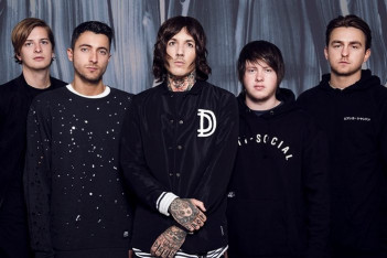 Bring Me The Horizon - Tour 2016