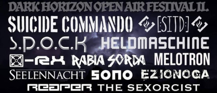 Dark Horizon Open Air No 2 in Berlin 2020