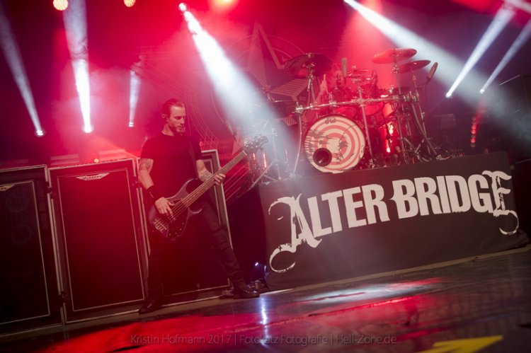 Alter Bridge Haus Auensee Leipzig, 24.06.2017