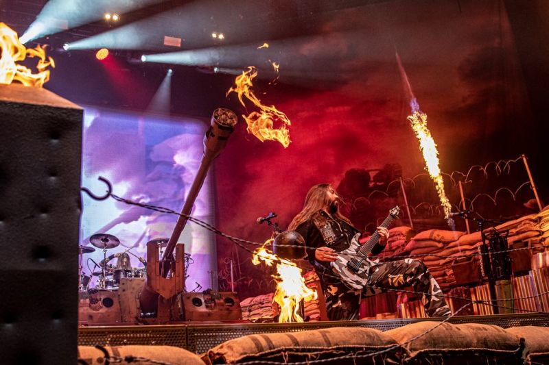 Sabaton - The Great Tour 2020