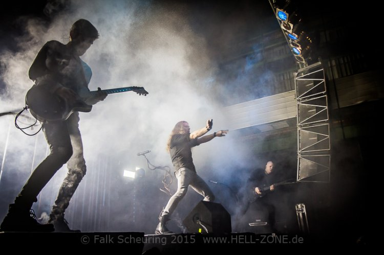 DIARY OF DREAMS live in Leipzig 2015