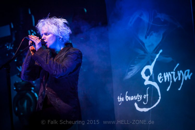 The Beauty Of Gemina live in Leipzig 2015