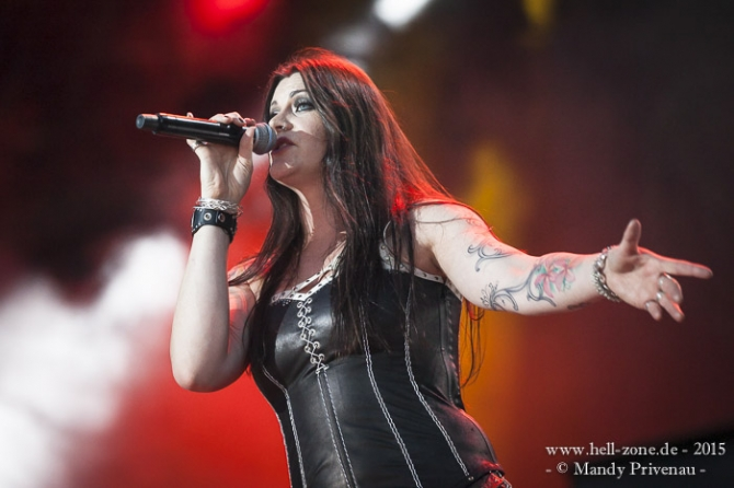 Nightwish - Mera Luna 2015