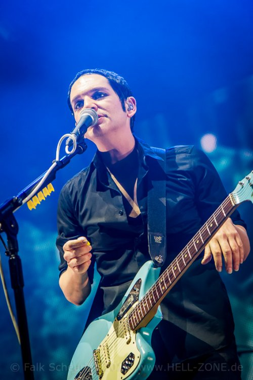 PLACEBO Foto: Falk Scheuring/Hell-Zone