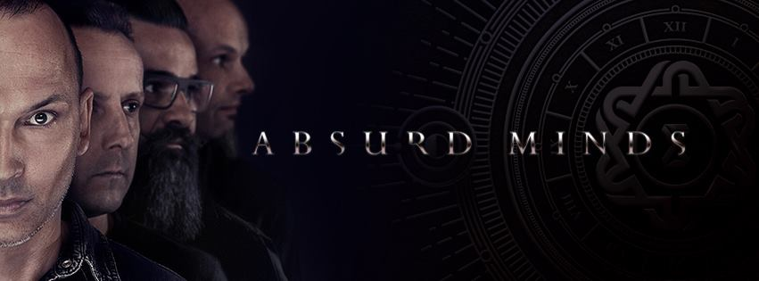 Absurd Minds - Interviem mit HELL-ZONE 2017