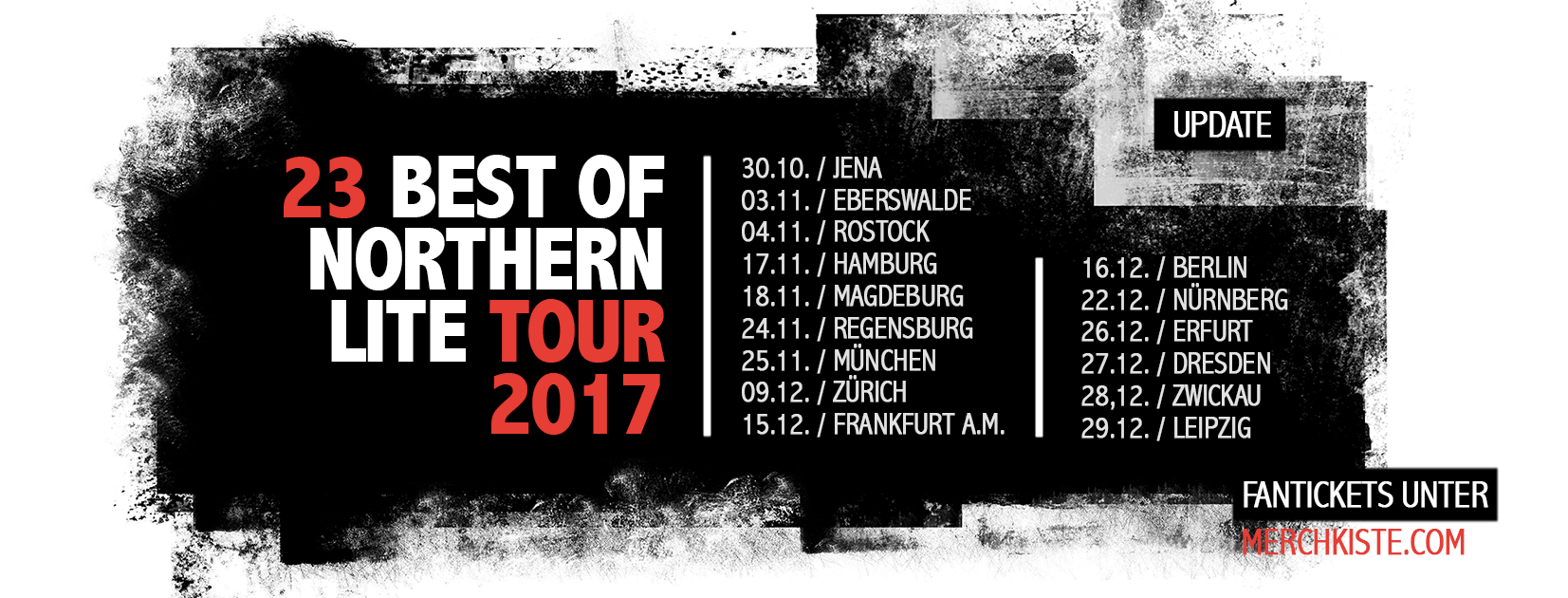 Northern Lite Best Of Tour 2017 neu