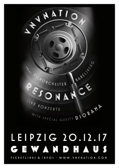 VNV Nation and the Babelsberg Film Orchestra  RESONANCE EXTENDED