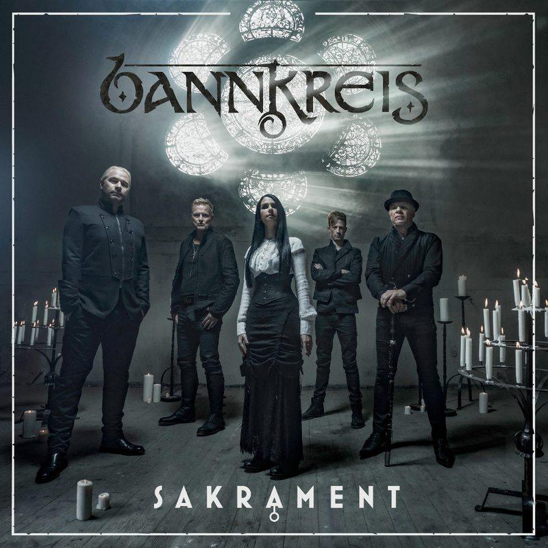 BANNKREIS - Sakrament - Das Debütalbum des Projekts Eric Fish mit Johanna Krins