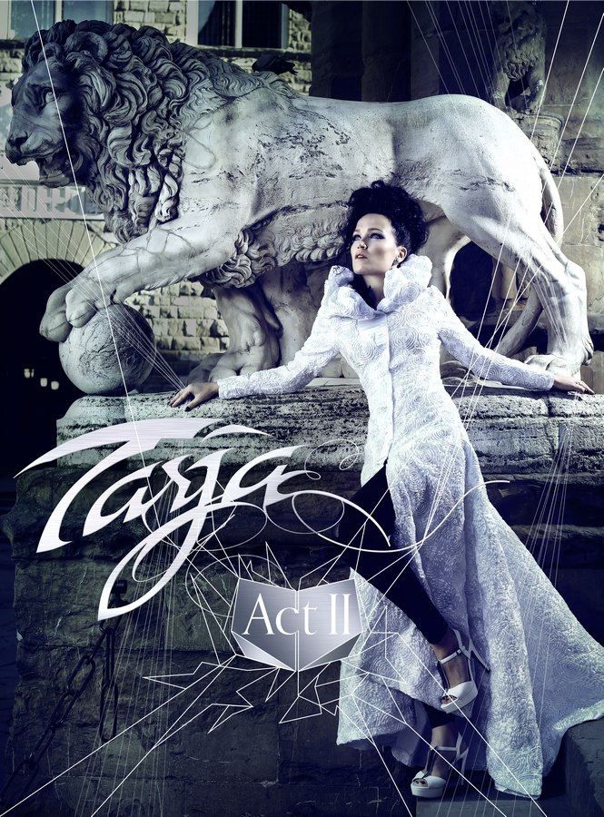 TARJA - Act II Photocredit: Tim Tronckoe /EarMusic