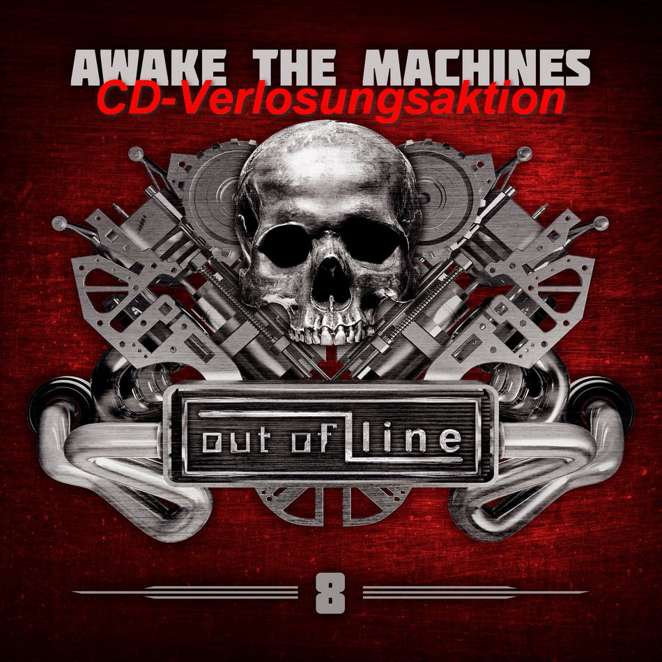 Verlosungsaktion AWAKE THE MACHINES 8 - Sampler