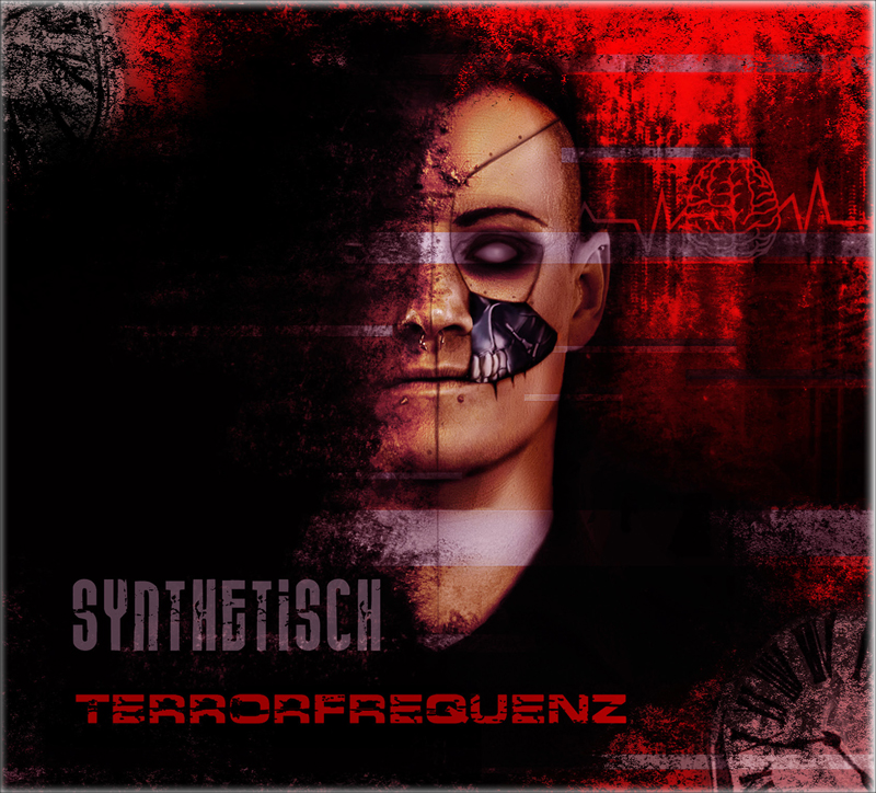 TERRORFREQUENZ - Synthetisch - Harsh Electro CD