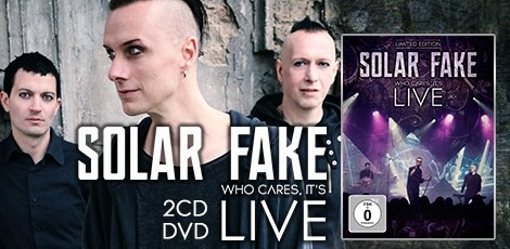 Solar Fake - Who Cares, It's Live 2020