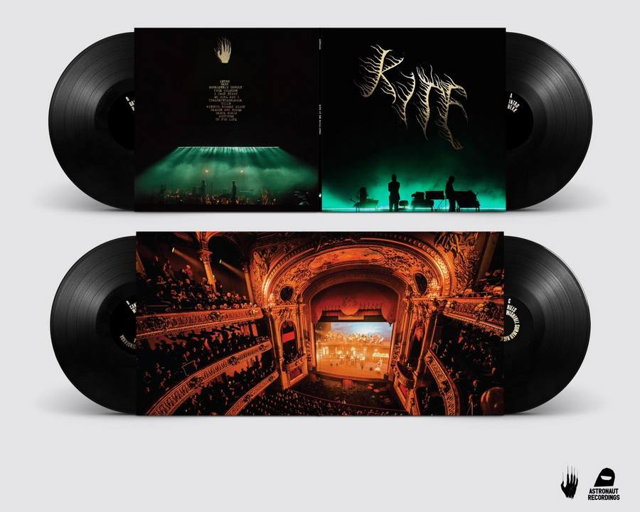 KITE - Live at the Royal Opera als Stream - Vinyl ausverkauft