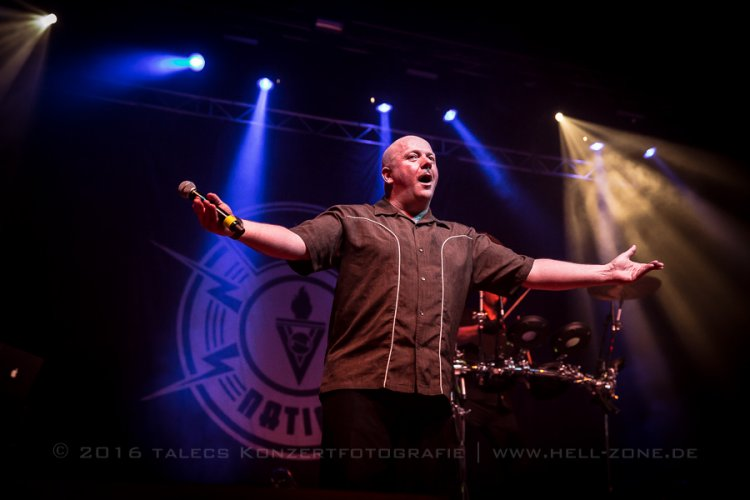 VNV Nation beim Dark Storm 2016