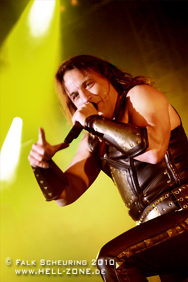 "MANOWAR - ""Death To Infidels Worldtour"" in Leipzig 2010"