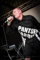 Pantser Fabriek - Sandersleben - 2015