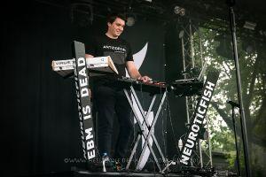 Neuroticfish - Köln 2018