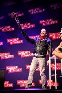 Impressionen auf der Walker Stalker Con 2018