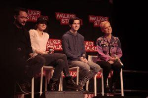 Stars auf der Walker Stalker Con 2018