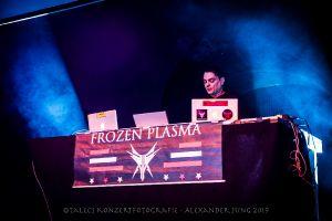 Frozen Plasma - Leipzig - 2019