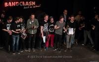 Bandclash 2016 - Preisverleihung