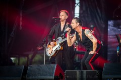 Depeche Mode - Global Spirit Tour