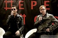 Depeche Mode Pressekonferenz 22