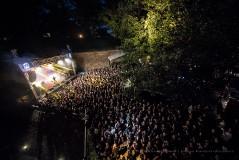 Festung Königstein Open Air - Project Pitchfork feat. Solar Fake - Tag 2