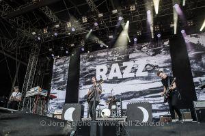 Razz - Highfield 2018