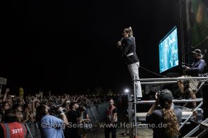 The Hives - Highfield 2018