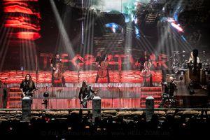 SABATON - The Great Tour - Leipzig 2020