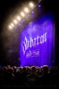 Sabaton - The Great Tour 2020